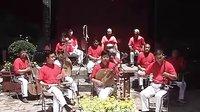 山西曲沃碗碗腔剧团演出 器乐演奏