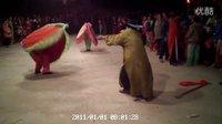 2013年繁峙县牛家村秧歌(海蚌)