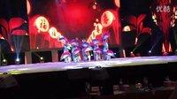 第七届我爱祖国全国青少年才艺电视展演繁峙县丫丫舞蹈参赛火红的秧歌扭起来