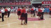 沁源县第二届沁源秧歌广场舞大赛8月8日上5