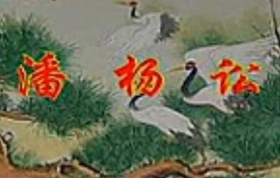 舞台艺术片《潘杨讼》