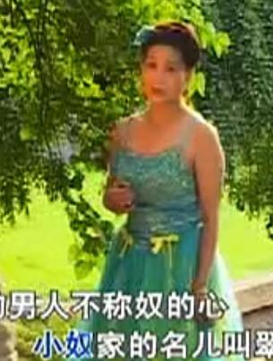 太谷秧歌《游铁道》杨建桃(通鼻香)