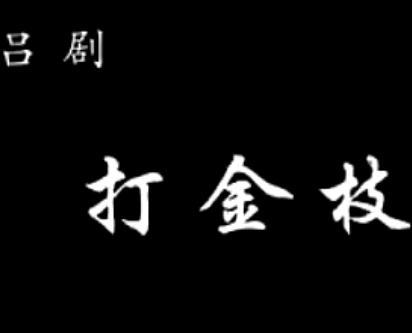 山东吕剧《打金枝》全剧(含唱词)【山东省吕剧院】