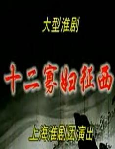 淮剧《十二寡妇征西》